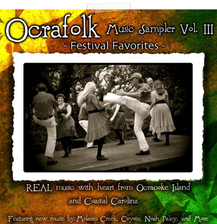 Ocrafolk CD Cover
